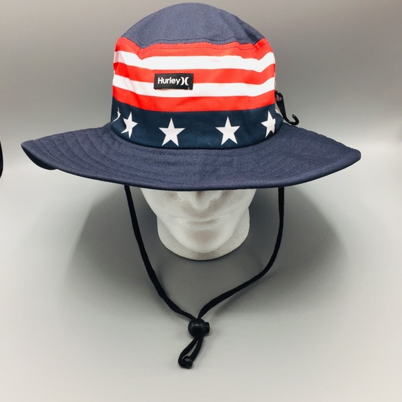 Hurley Men's Vagabong Patriot S-M Adjustable Strap